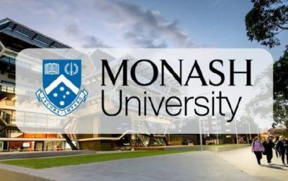 تحصیل در دانشگاه موناش (Monash University)