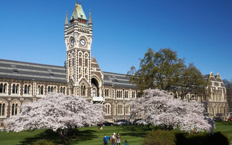 دانشگاه اوتاگو, University of Otago