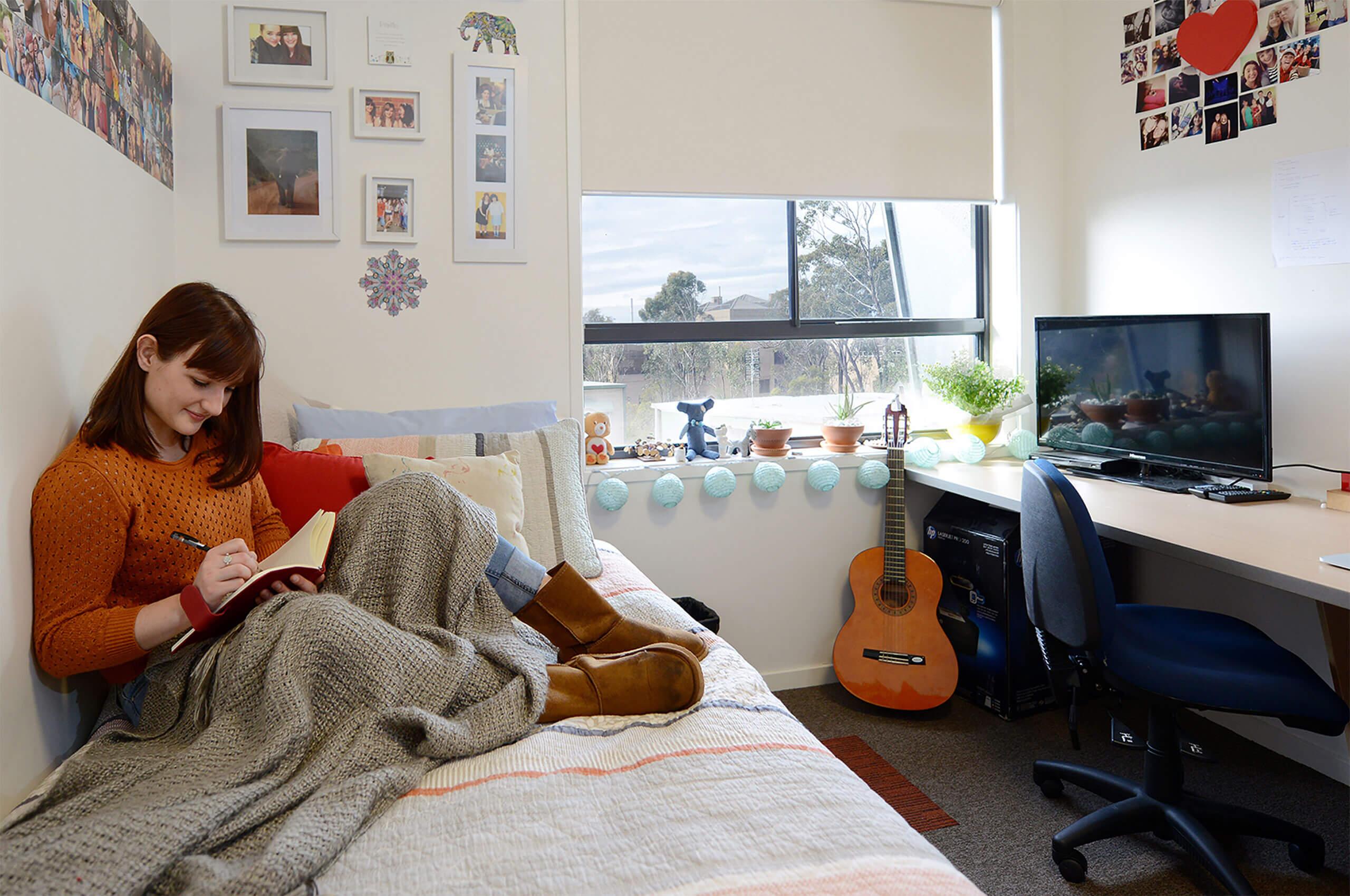 خوابگاه های دانشجویی در استرالیا