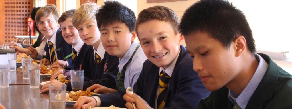 مدارس شبانه روزی در استرالیا