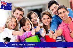 دکترا در استرالیا