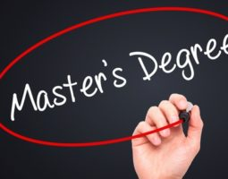 master education in australia