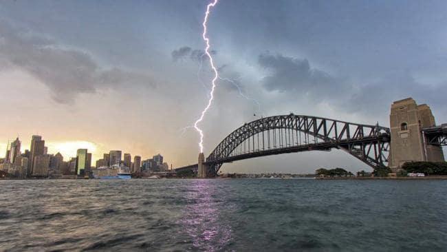 آب و هوای سیدنی