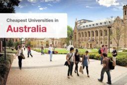 ارزان ترین دانشگاه های استرالیا