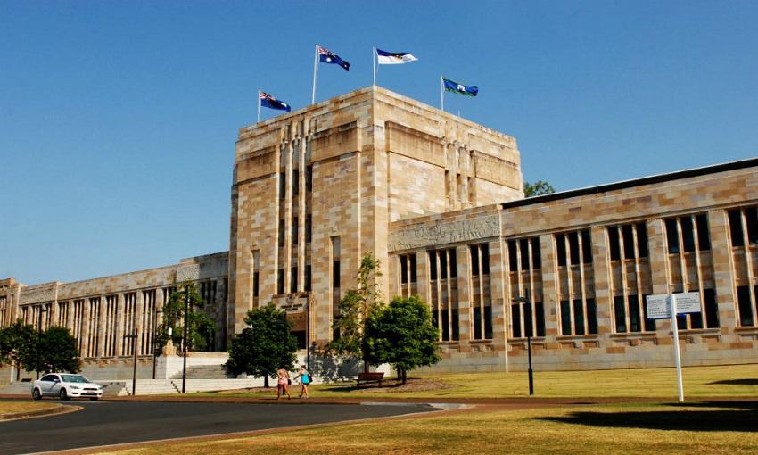 دانشگاه کوئینزلند استرالیا - university of queensland