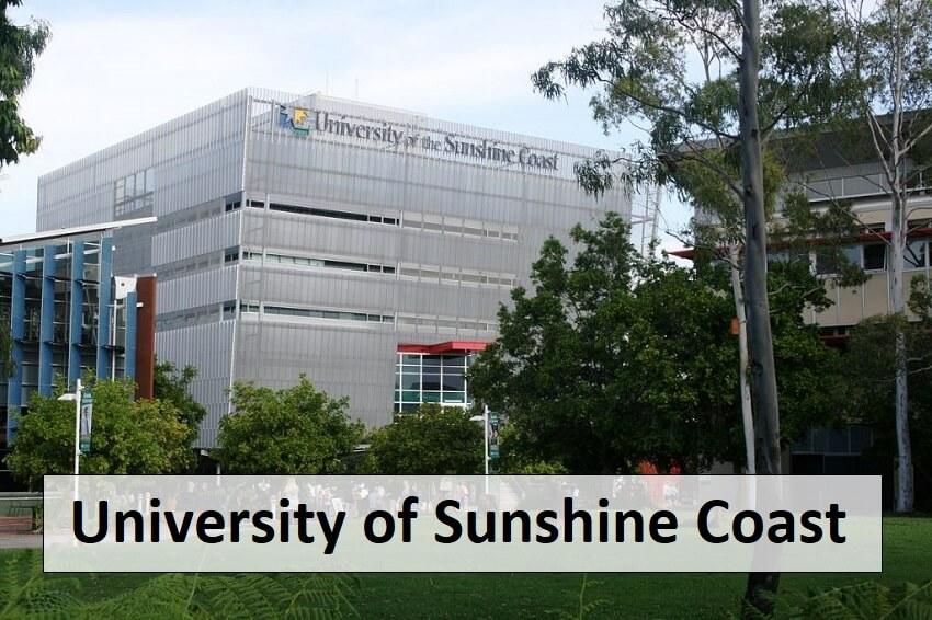 دانشگاه سانشاین کوست sunshine coast
