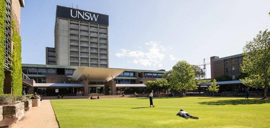 دانشگاه UNSW استرالیا