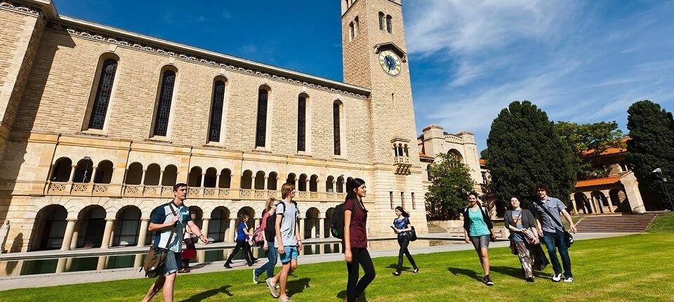 دانشگاه استرالیای غربی در استرالیا