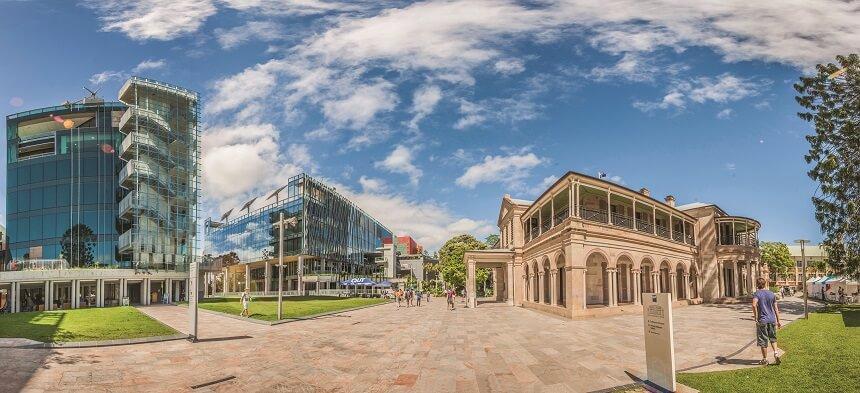 دانشگاه تلکنولوژی کوئینزلند